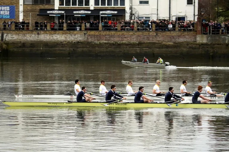 What can rowing teach us about business and leadership