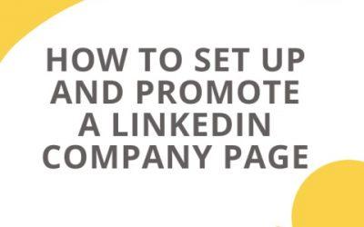Why do B2B companies need a LinkedIn Company Page?