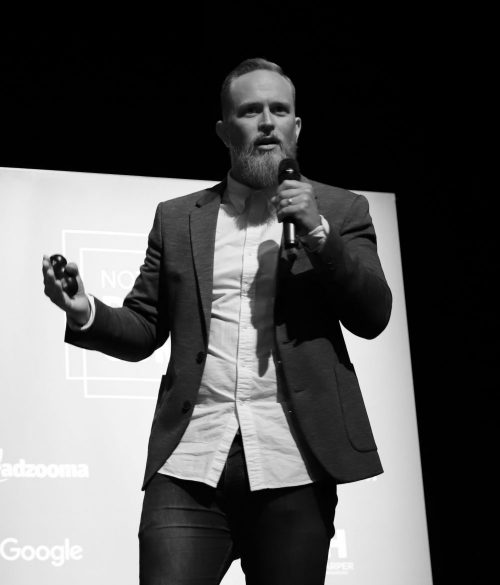 Podcast Interview with Brand Consultant Matt Davies
