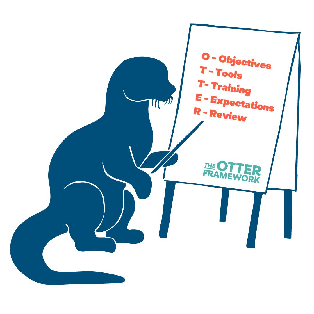 OTTER - Step by Step B2B Marketing Process