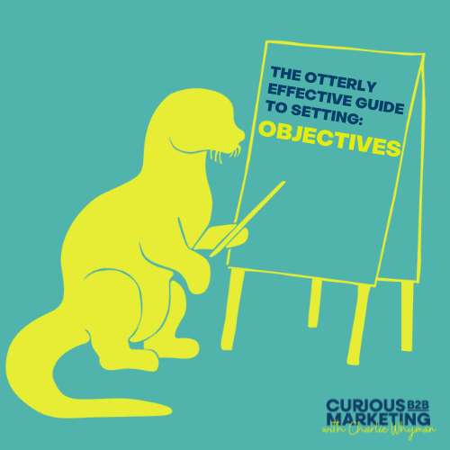 Setting B2B Marketing Objectives